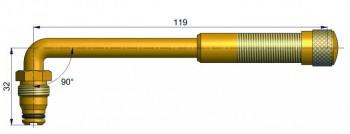 Вентиль TRJ 651 (V5.04.2) S-4039-1